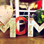 image of mom display